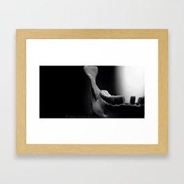DEATH by Igh Kihl Media Piffington Kushfield Photography Framed Art Print