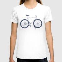 bike T-shirts featuring BIKE by TMSYO