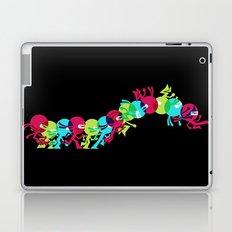 ninja moves (black) Laptop & iPad Skin