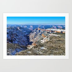 Enchanted Morning Art Print