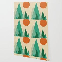 Minimalist Landscape X Wallpaper