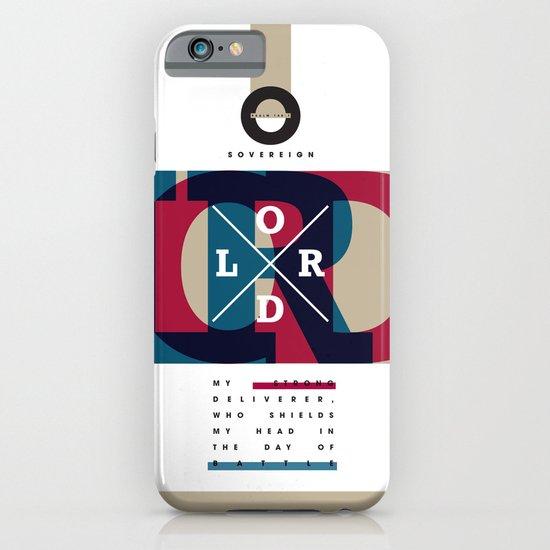 O Sovereign iPhone & iPod Case