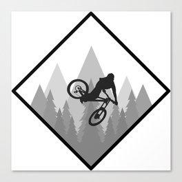 Whip Contest Canvas Print