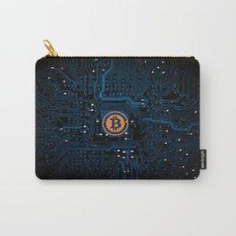 Bitcoin money crypto Carry-All Pouch