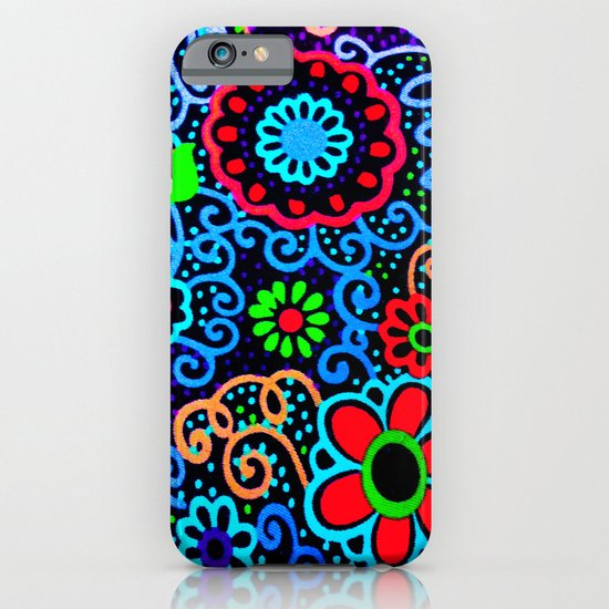Primary Colors iPhone & iPod Case