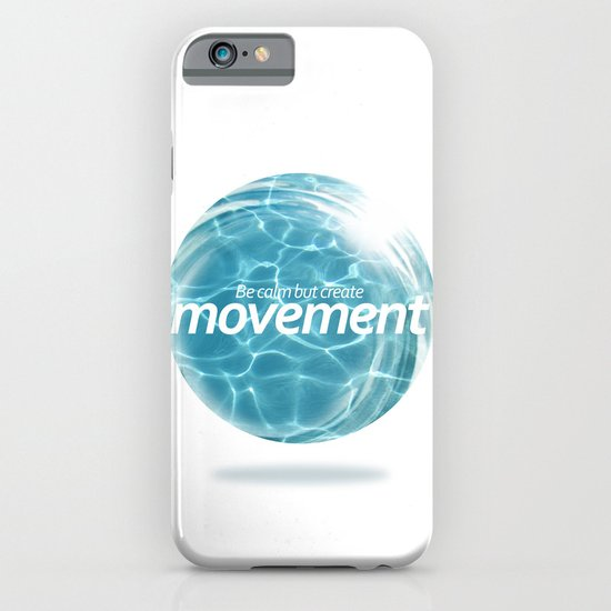Create Movement iPhone & iPod Case