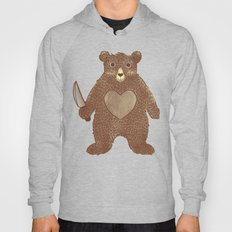 I Love You (Bear) Hoody