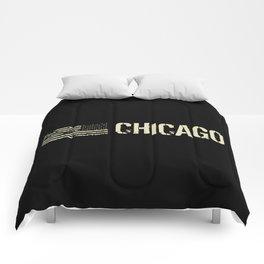 Black Flag: Chicago Comforters