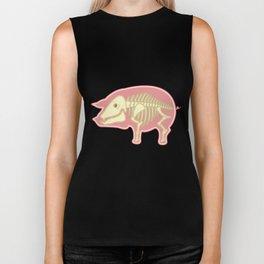 Piggy Pig Biker Tank