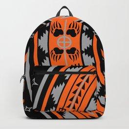 Bear Spirit (Orange) Backpack