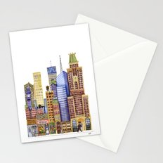 Little City Stationery Cards