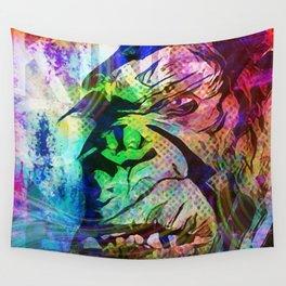 Big ape Wall Tapestry
