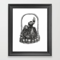 Sydratha Framed Art Print