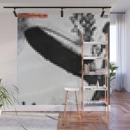 Led Zeppelin - Legobricks Wall Mural