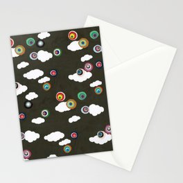 Rain of Luminaries Stationery Cards