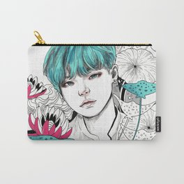 BTS Suga Carry-All Pouch