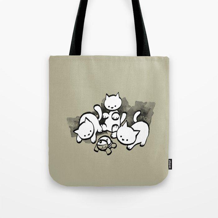 minima - mow Tote Bag