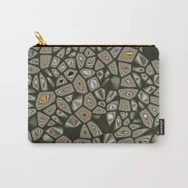Abstract CMR 03 on VB Carry-All Pouch