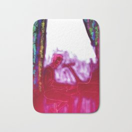 Luminous and Wired Bath Mat