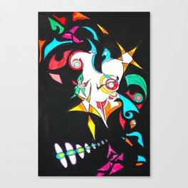 Sea Burst Canvas Print