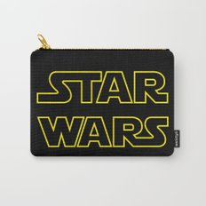 Star Logo Wars Carry-All Pouch
