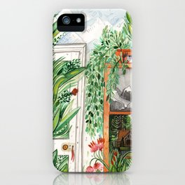 The Jungle Room iPhone Case