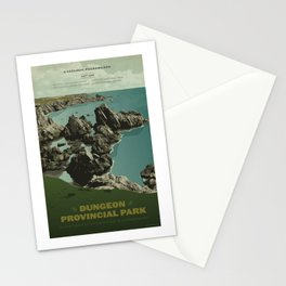Dungeon Provincial Park Stationery Cards
