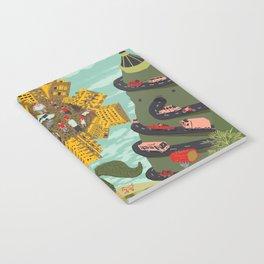 Afula Notebook