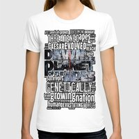 planet of the apes T-shirts featuring DAWN OF THE PLANET OF THE APES by sokteulu