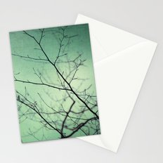 Touching the sky Stationery Cards
