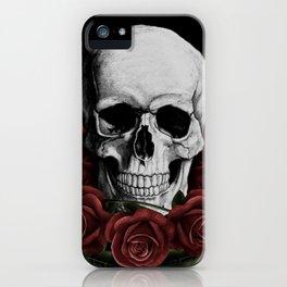 BOUQUET OF DEATH iPhone Case