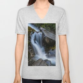 Cottonwood falls Unisex V-Neck