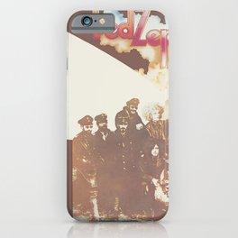 Zeppelin II Led (Remastered) by Zeppelin iPhone Case