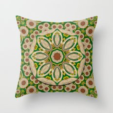 Starry night for bohemians Throw Pillow