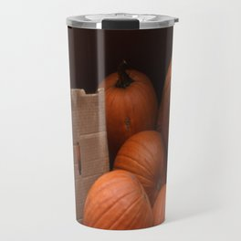 Pumpkins In a Box! Travel Mug