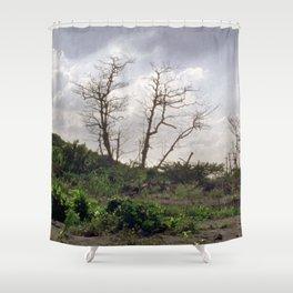 Vue Pointe II Shower Curtain