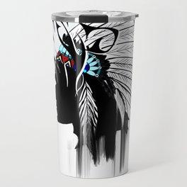 Indian Americans,indigenous,native people Travel Mug