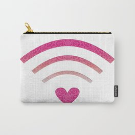 Wifi Love Carry-All Pouch