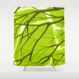 Hideout Shower Curtain