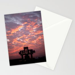 Mexican sunrise Stationery Cards
