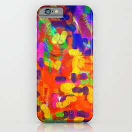 A Gust of September Wind iPhone Case
