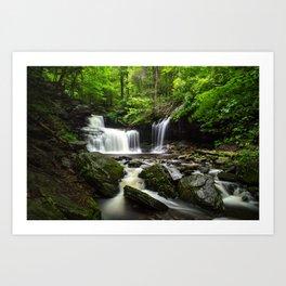 Falls of the Northeast 2.  Art Print