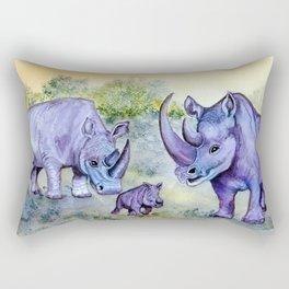 Steady Little One Rectangular Pillow