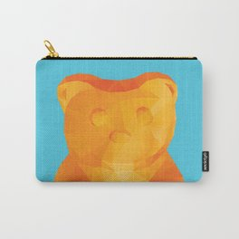 Gummy Bear Polygon Art Carry-All Pouch