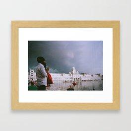 Amritsar Framed Art Print