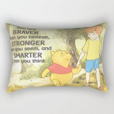 WINNIE THE POOH Rectangular Pillow