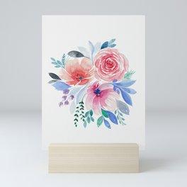 Summer Bouquet Mini Art Print