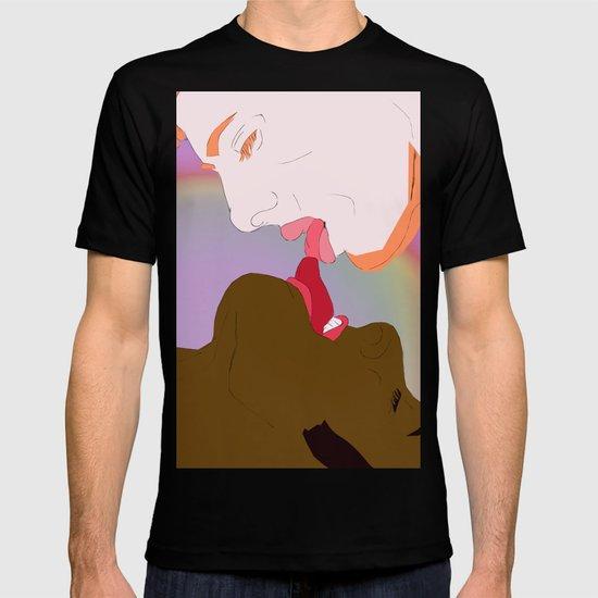 When we kiss T-shirt