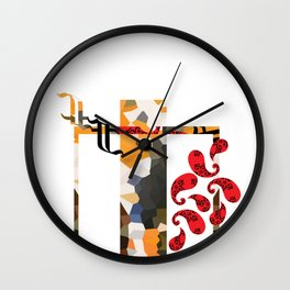 Brand New Age Wall Clock