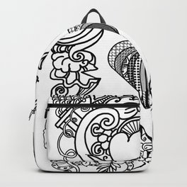 love and doodles Backpack